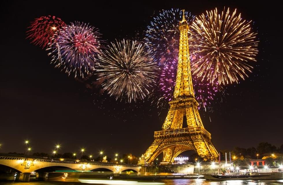 Париж 15-18.10.2021