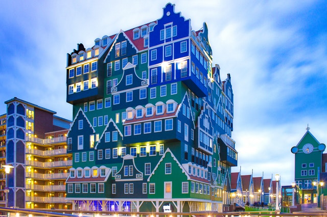 Амстердам 20.12.2018