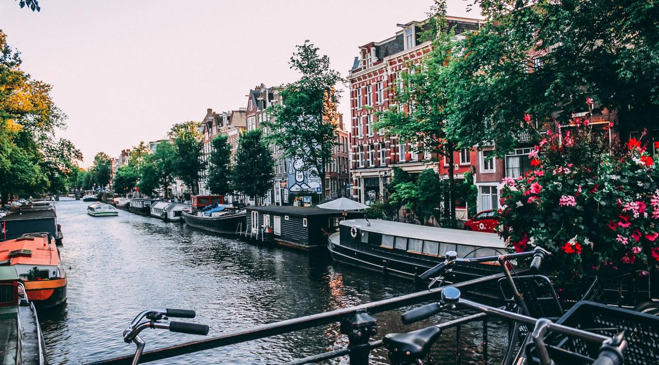 Амстердам 23.05.2019