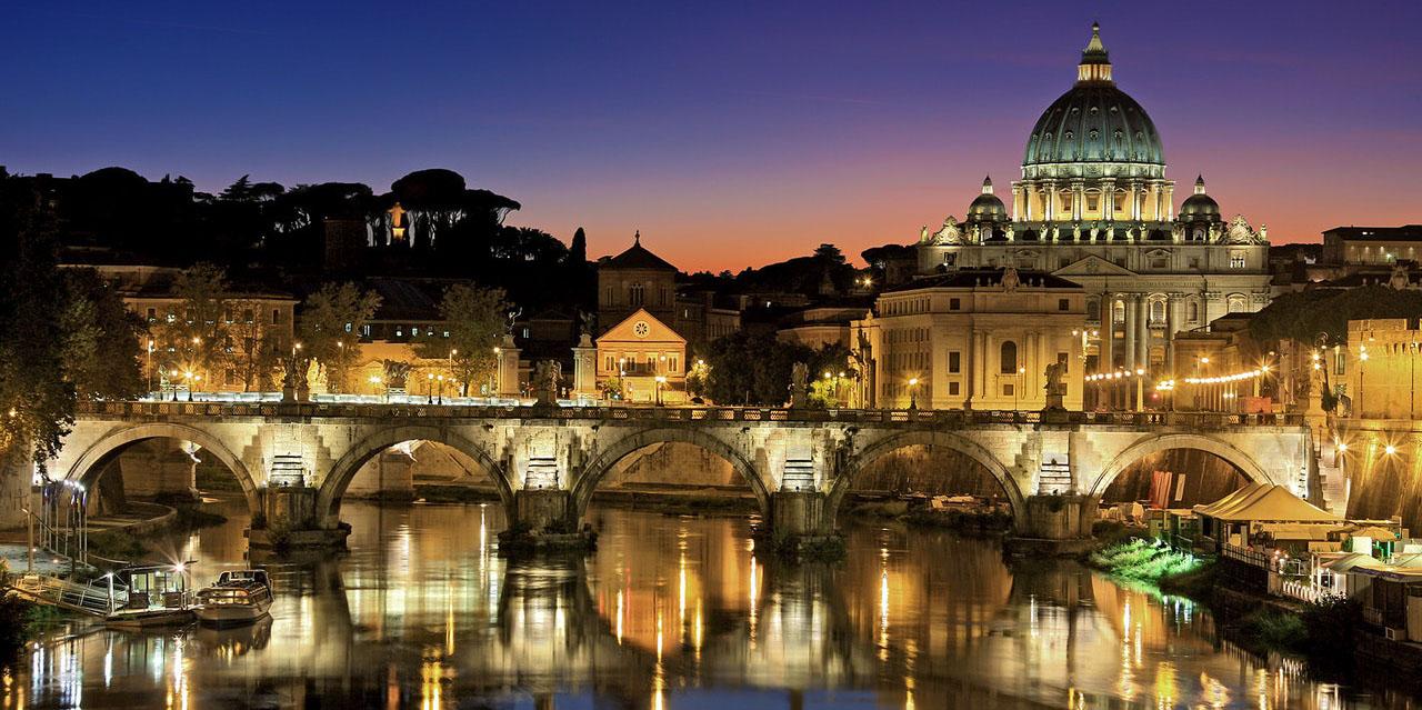 Рим, Ватикан. 5 дней