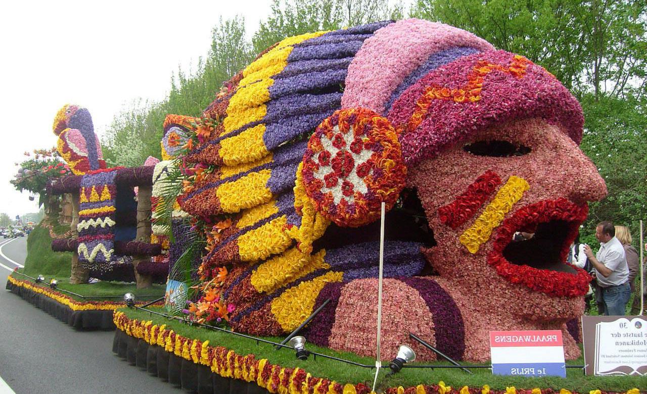 Парк цветов Койкенхоф, Амстердам, регионы Штуттгарт, Франкфурт-на-Майне 3 дня