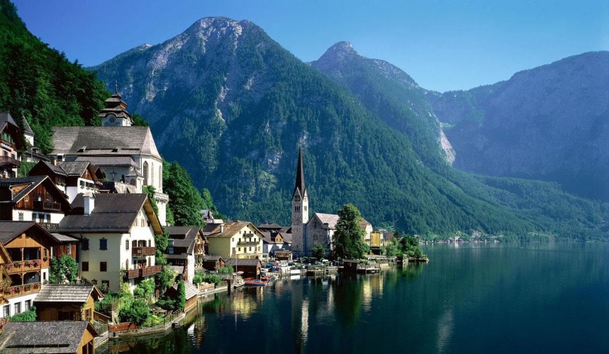 Швейцария Deluxe. Утренний выезд.  4 дня