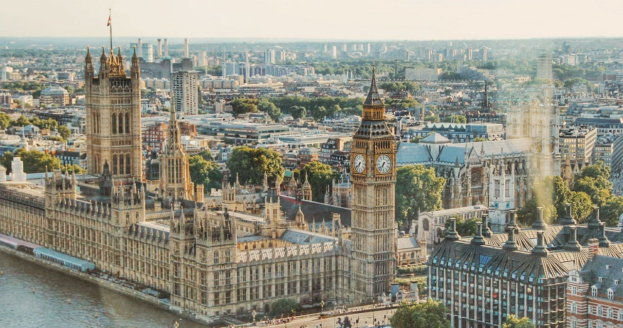 Лондон, Виндзор. 5 дней