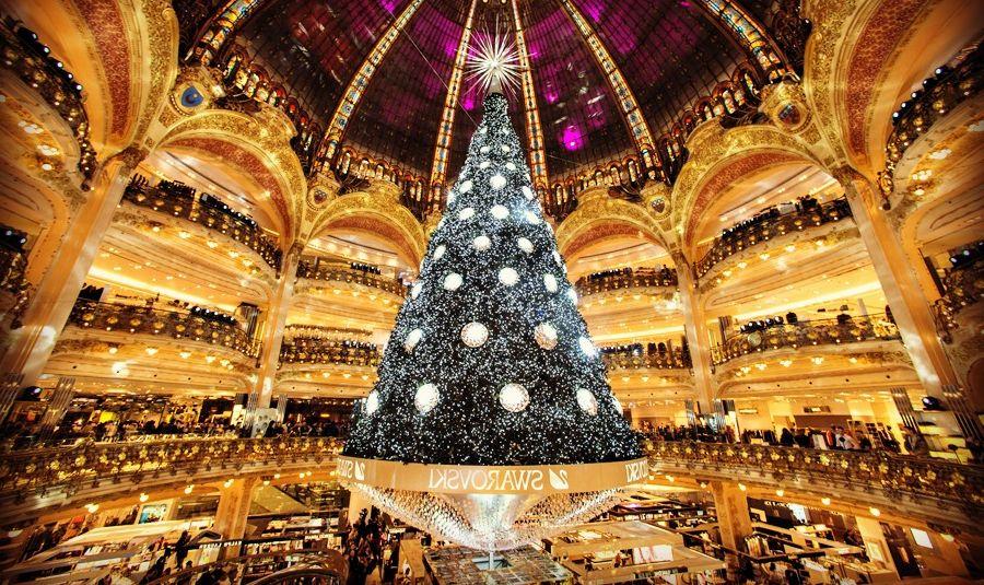 Цюрих, вечерний выезд, с посещением самой дорогой елки в Европе