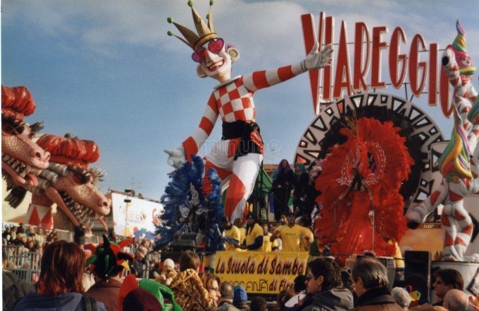 Два карнавала в одном путешествии.  Виареджио, Флоренция, Венеция.