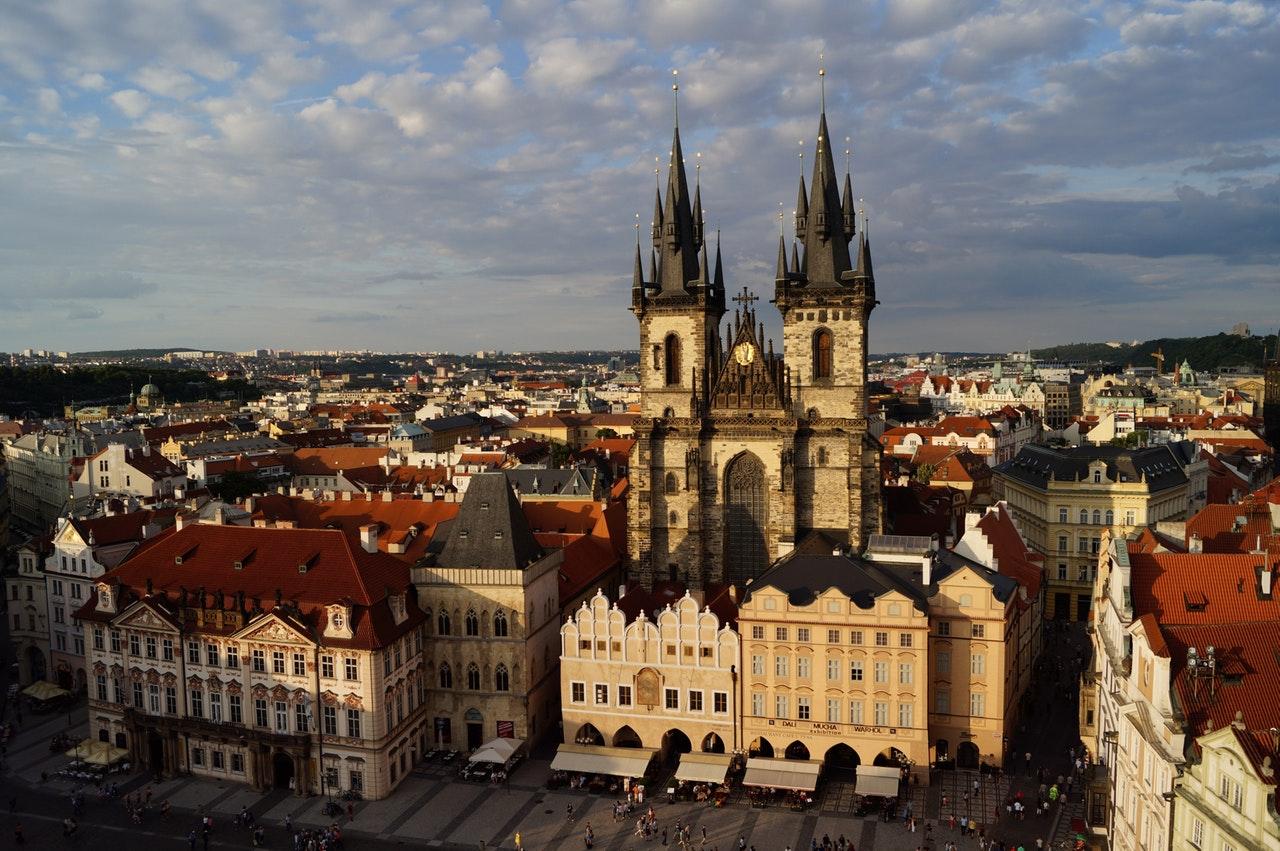 Чехия. Злата Прага, Страговский монастырь