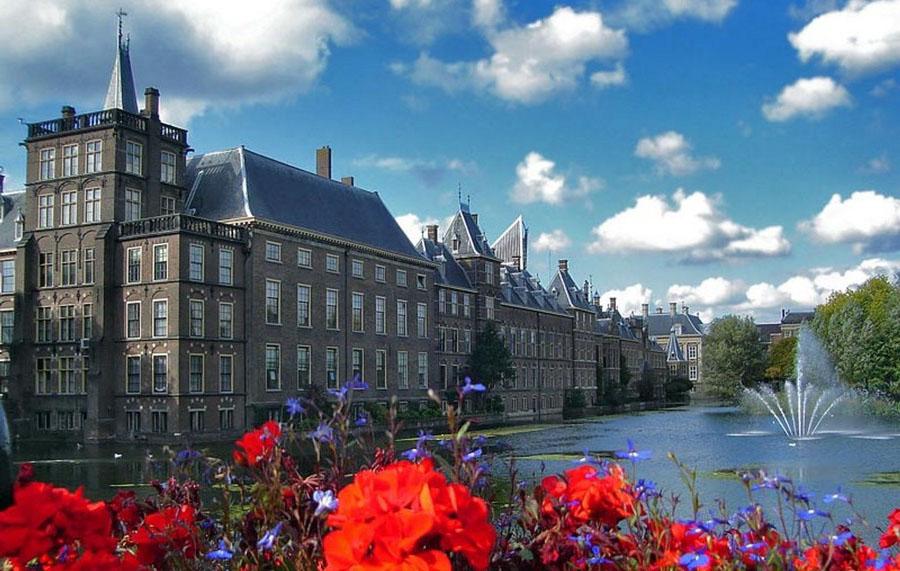 Амстердам, Гаага, Дельфт, Роттердам. 2 дня