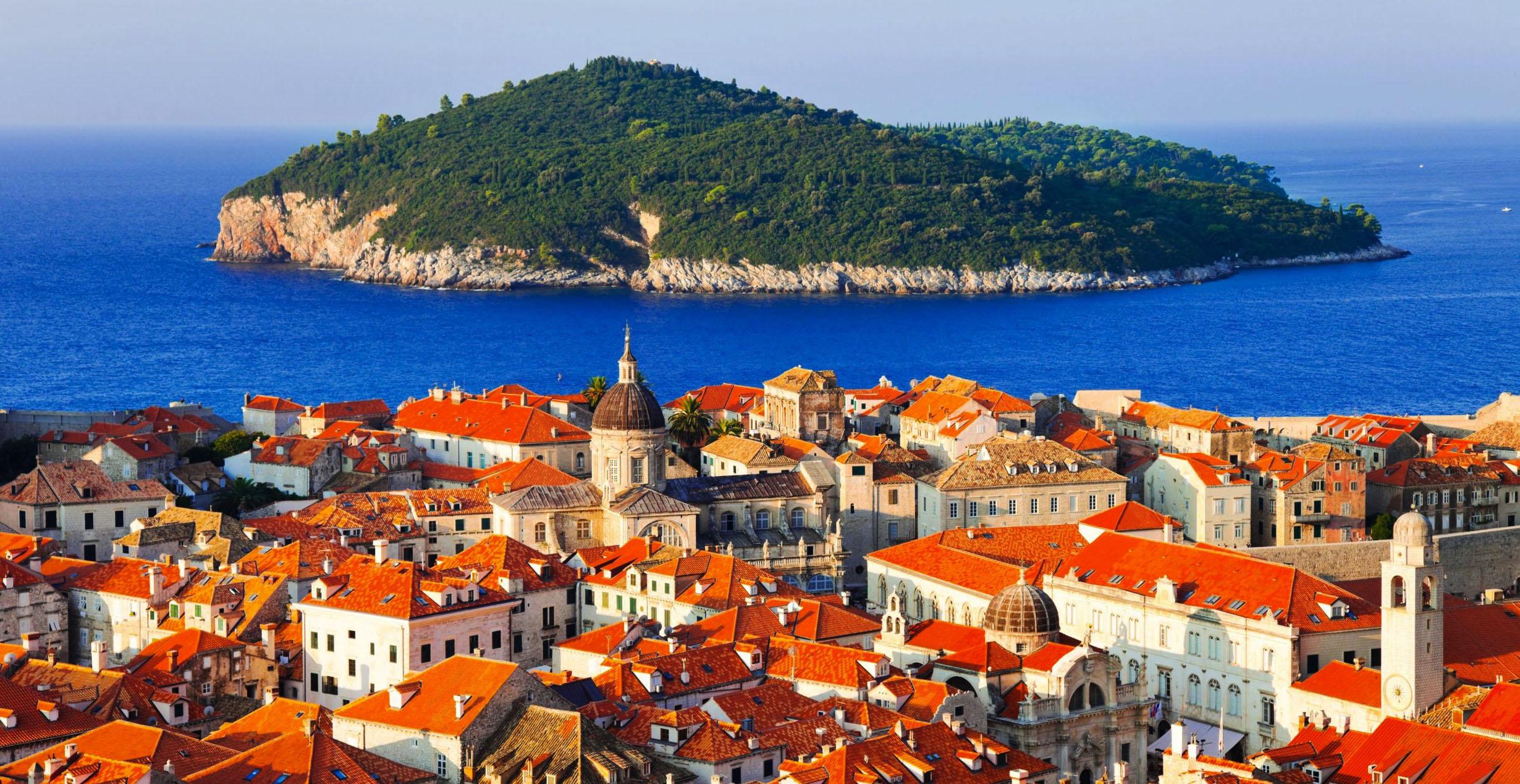 Хорватия. Далмация