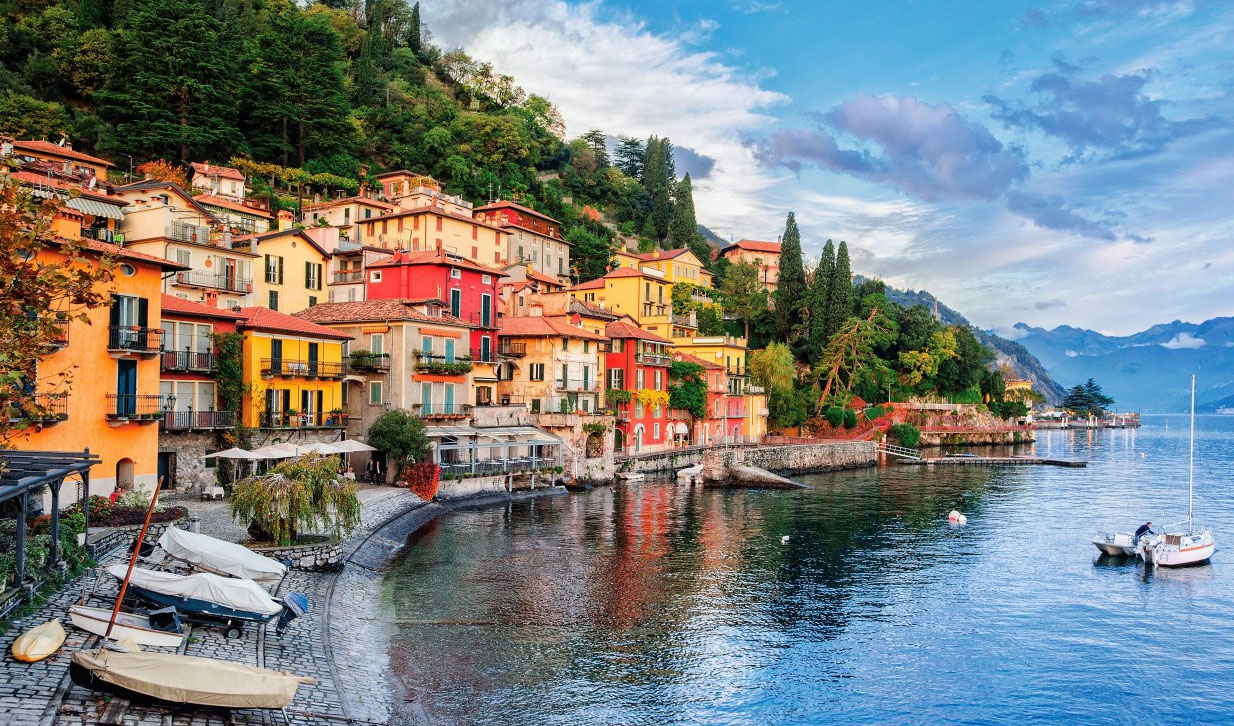 Новый Год в Генуе. Италия, Франция, Монако, 5 дней