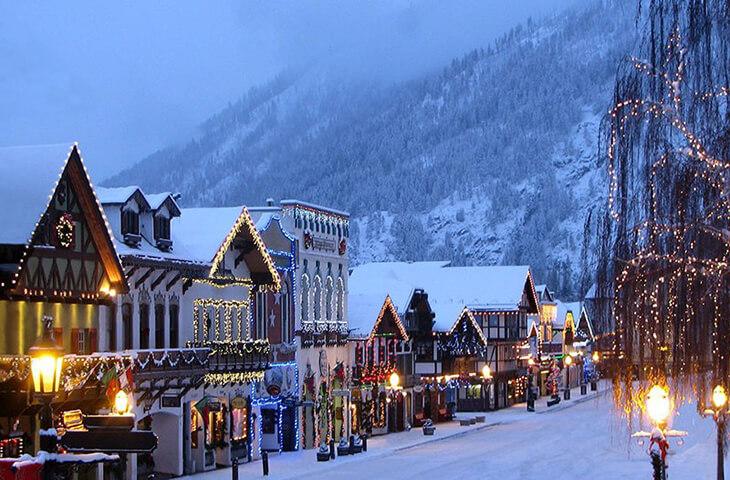 Удивительная Швейцария. Новогодняя поездка, 4 дня
