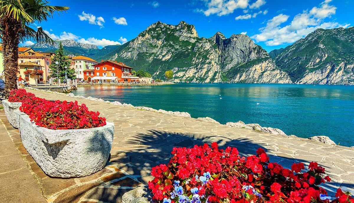 Итальянская Серенада: Бергамо, озеро Гарда, Сирмионе, Падуя, Венеция. 4 дня