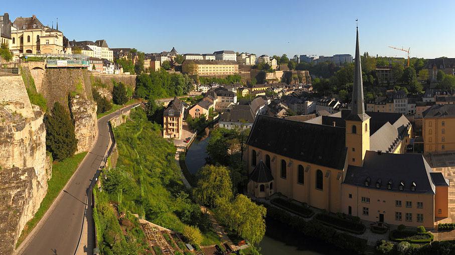 Люксембург, Трир, 1 день