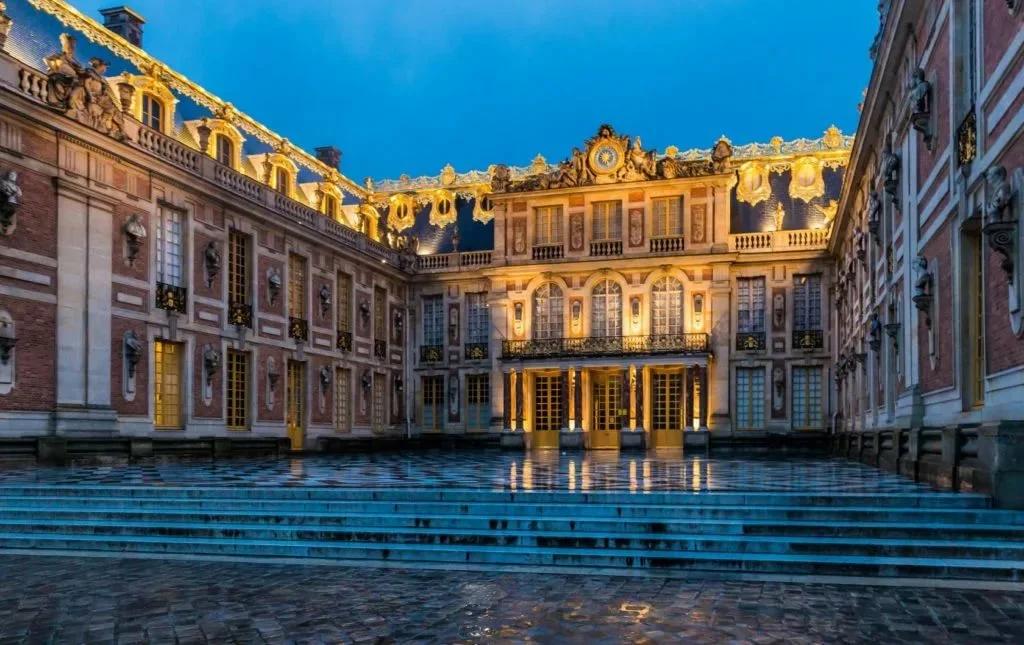 Дворцовое ожерелье Парижа