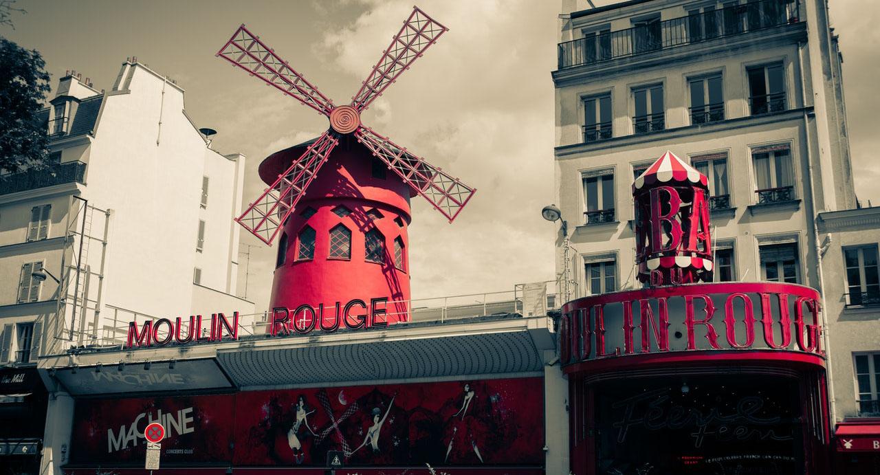 Париж, Диснейлэнд. 4 дня