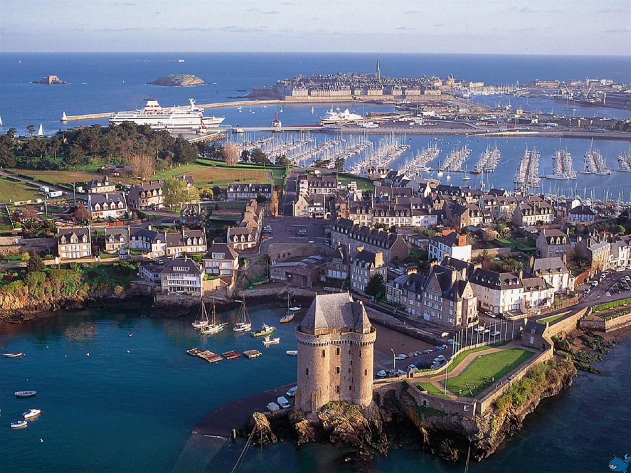 Франция: Бретань, Нормандия, Пикардия, Эндр, Руан, Луара