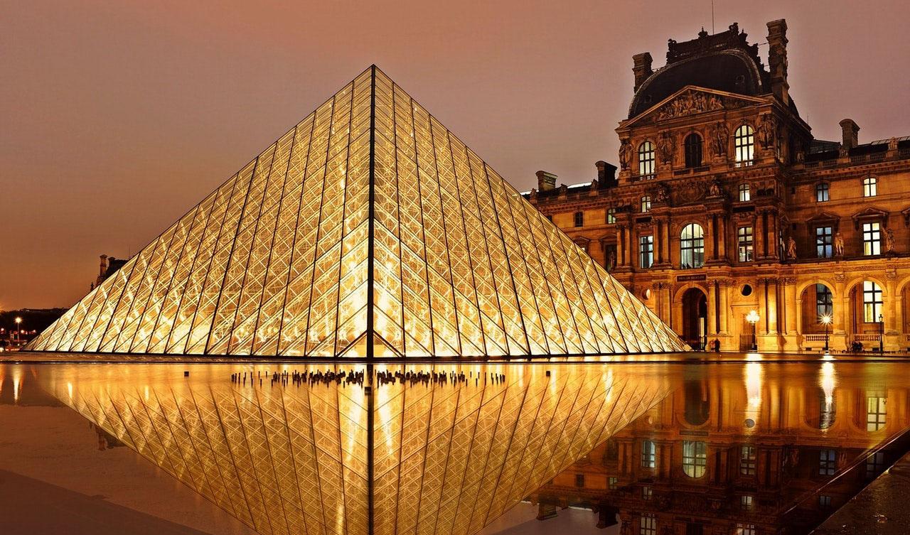 Париж, утренний выезд из южных регионов Германии. 3 дня