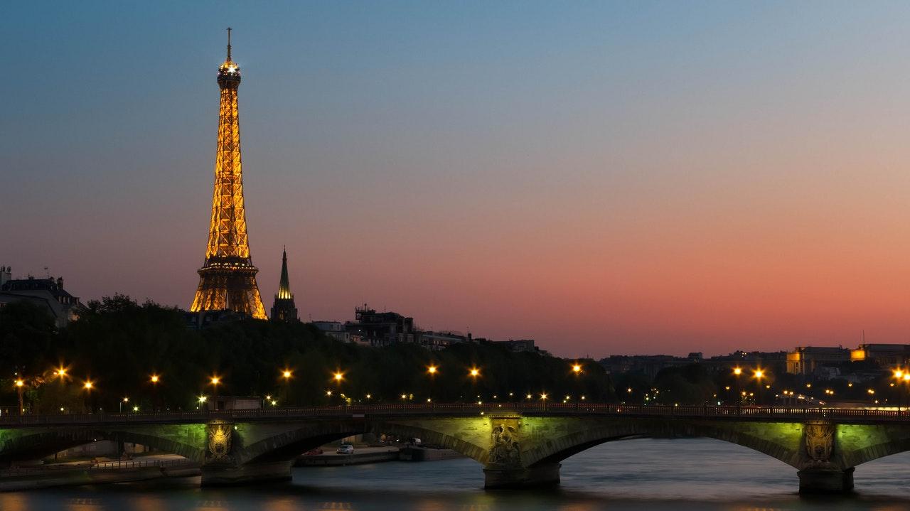 Новый год в Париже. Версаль, Лувр, 5 дней, веч. выезд