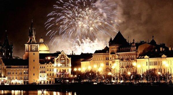 Новый Год в Чехии. Прага, Карловы Вары 5 дней
